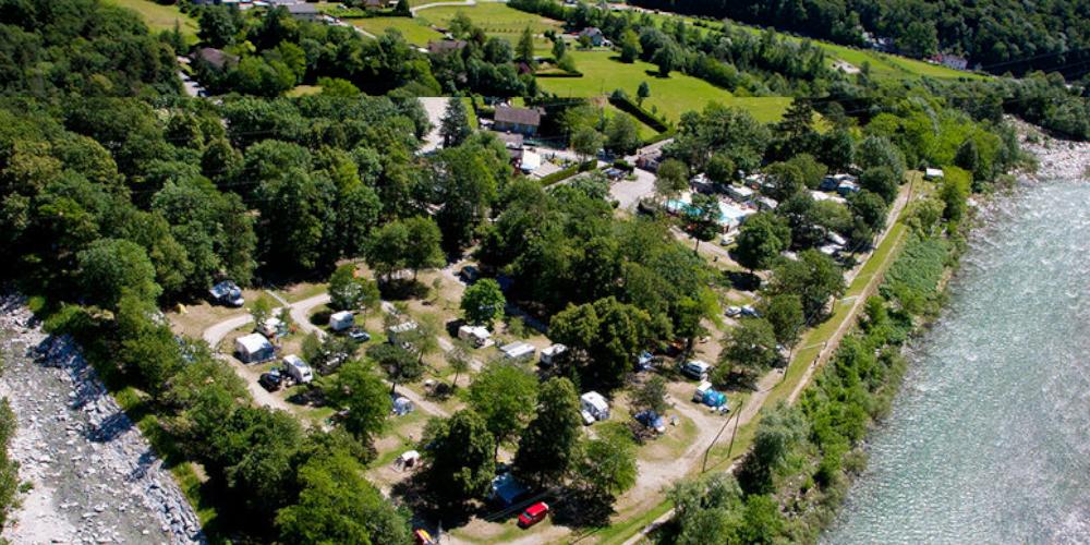 TCS Camping Gordevio Maggiatal